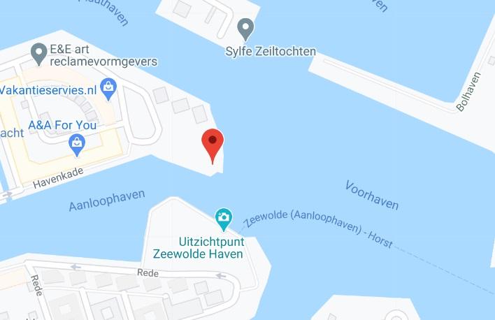 Vaarlocatie Zeewolde-Horst
