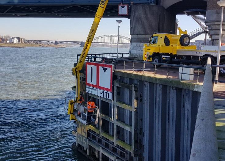 Projectondersteuning scheepvaartbegeleiding