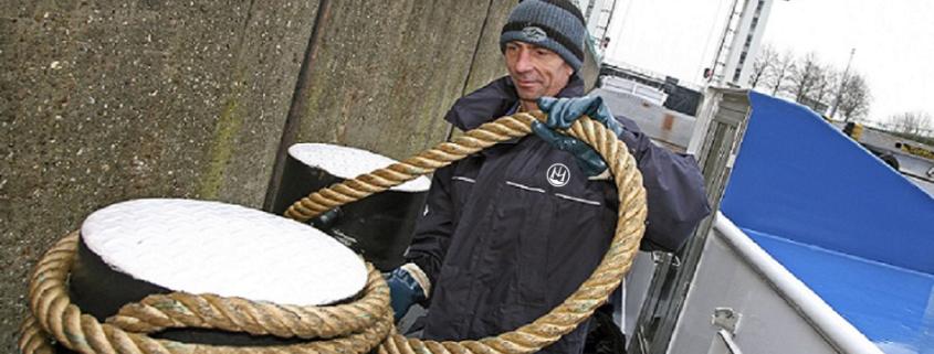 Praca jako marynarz