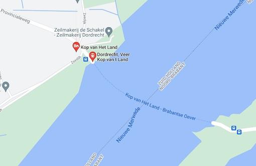 Veerdienst Biesbosch