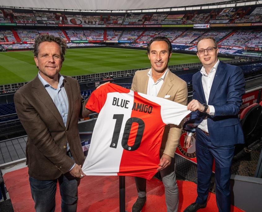 Blue Amigo Feyenoord